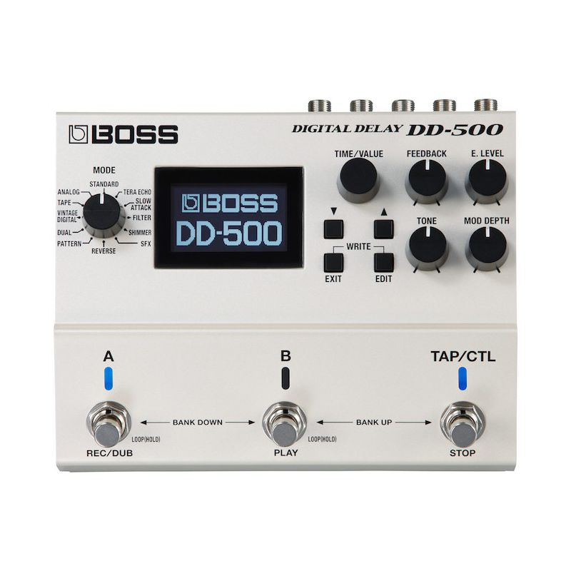 BOSS DD500 Digital Delay