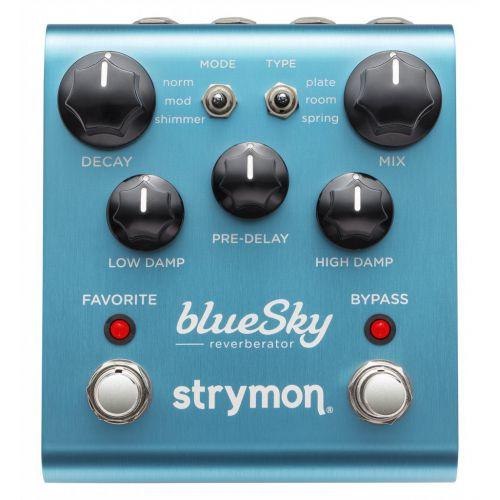 Strymon blueSky Reverbrator