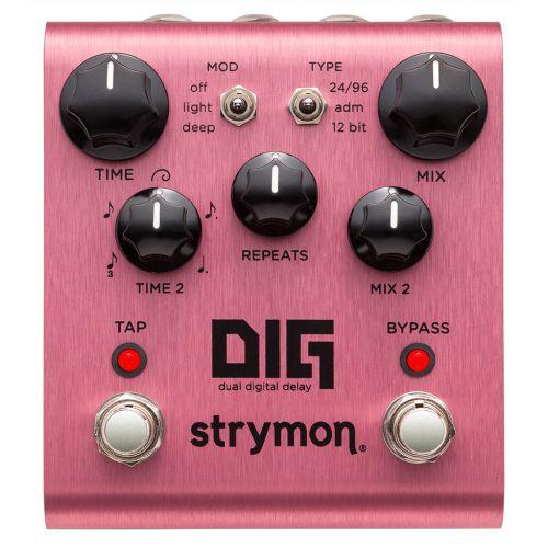 Strymon Dig Dual Digital Delay 數位延遲效果器