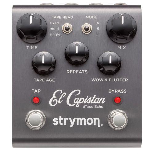 Strymon El Capistan dTape Echo 磁帶機 迴音效果器