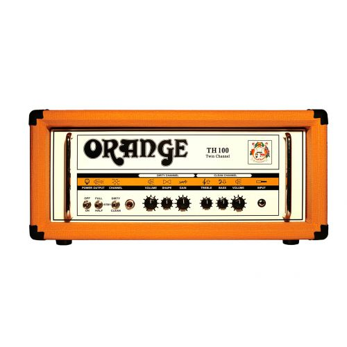 Orange TH100 真空管式吉他音箱頭