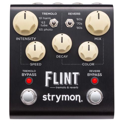 Strymon Flint Tremolo & Reverb 效果器