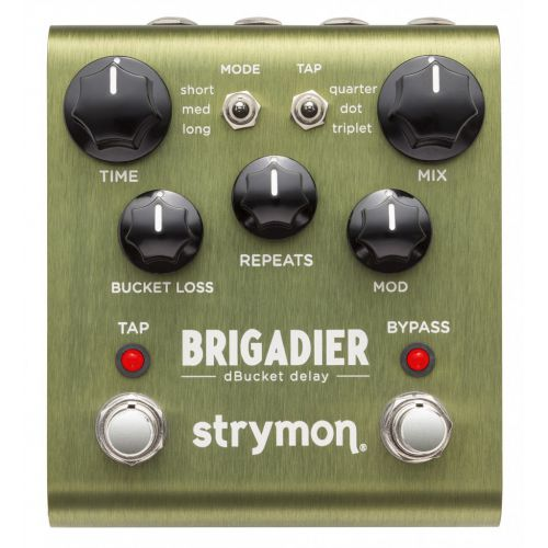 Strymon Brigadier dBucket Delay 效果器