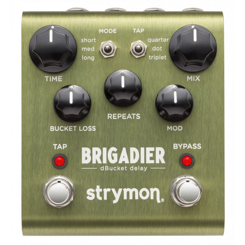 Strymon Brigadier dBucket Delay 效果器