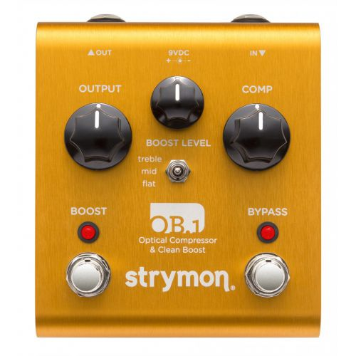 Strymon OB.1 Obtical Compressor & Clean Boost
