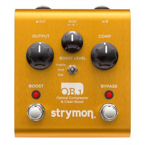 Strymon OB.1 Obtical Compressor & Clean Boost