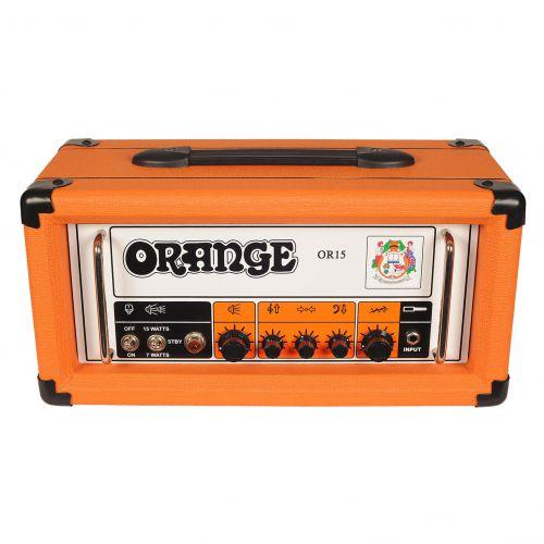 Orange OR15H 橘色 真空管式吉他音箱頭
