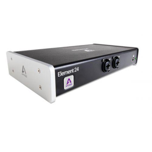 Apogee Element 24 Thunderbolt 錄音介面