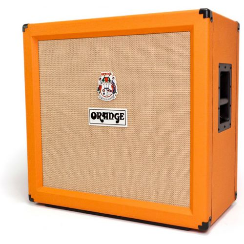Orange PPC412 4 X 12 Closed Back Speaker Cabinet 吉他音箱箱體