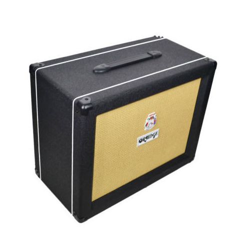 Orange PPC112 Black 1 x 12 Speaker Cabinet 吉他音箱箱體