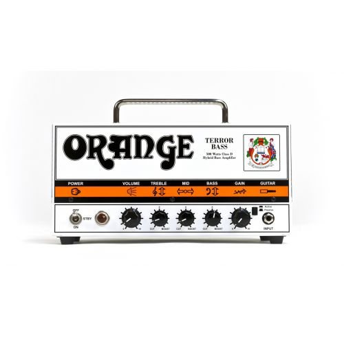 Orange Terror Bass 500 watt 貝斯音箱箱頭