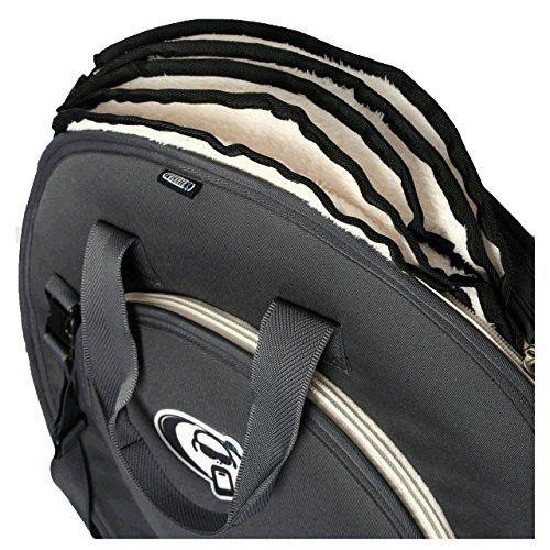 """Protection Racket 24"""" 銅鈸袋(黑)Deluxe Cymbal Bag 6021-00"""