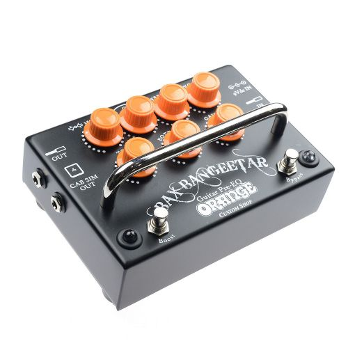 Orange Bax Bangeetar Guitar Pre-EQ (黑)