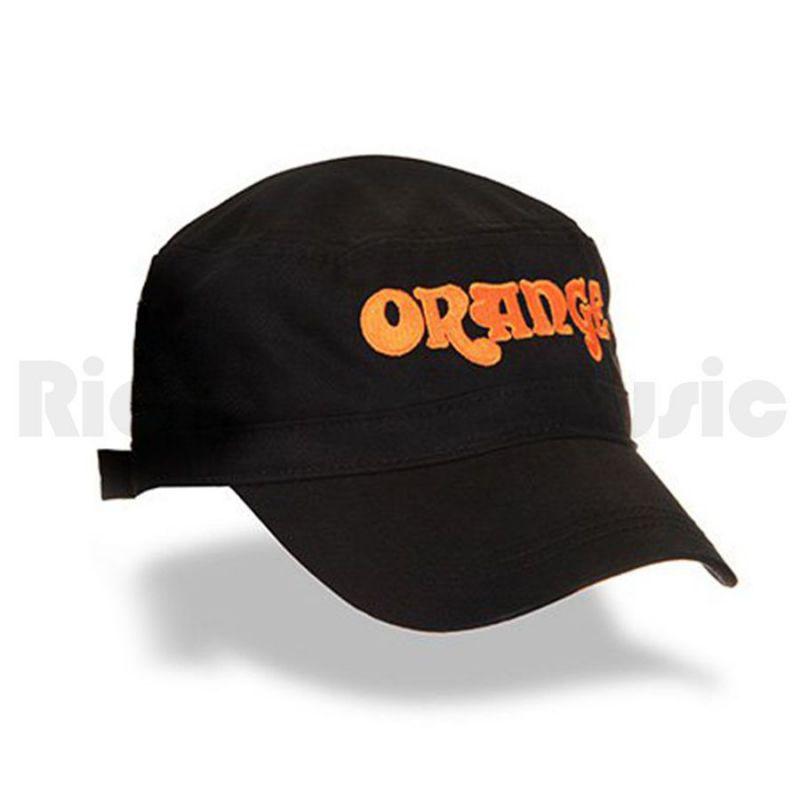 Orange 帽子(黑)