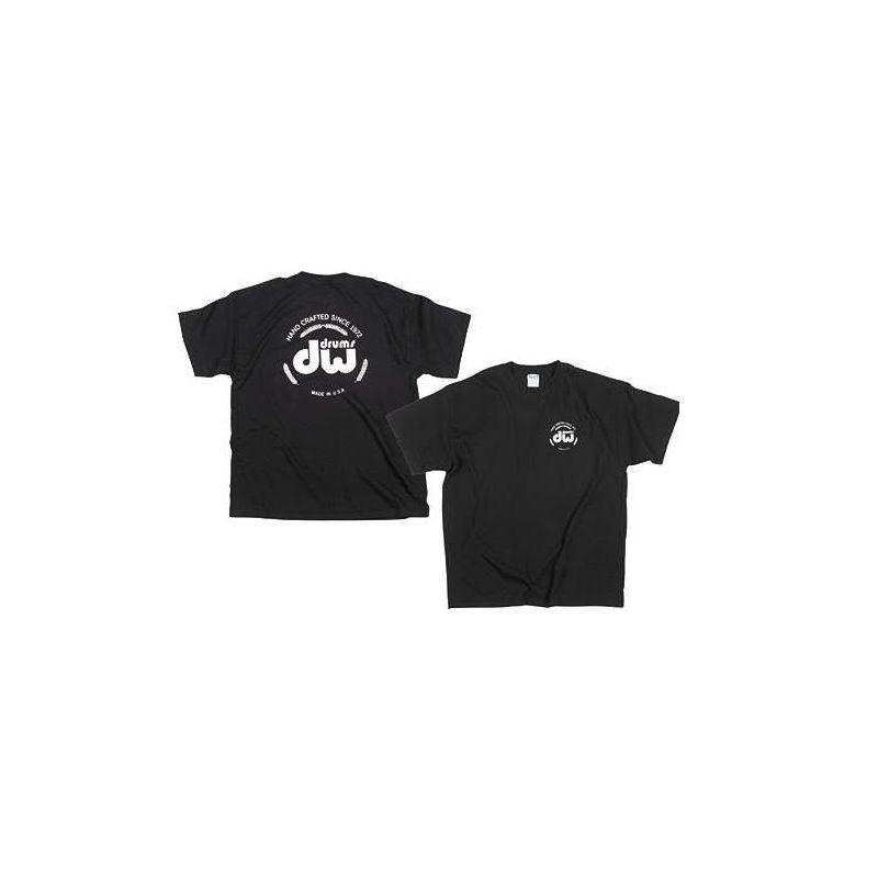 DW Logo T-Shirt bk L