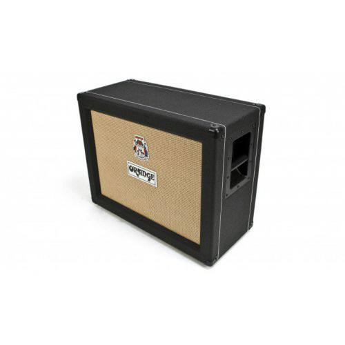 Orange PPC212OB 2 x 12 Open Back Speaker Cabinet Black 吉他音箱箱體