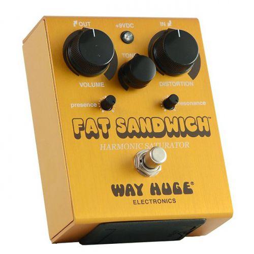 Jim Dunlop 破音效果器 Way Huge Fat Sandwich (WHE301)