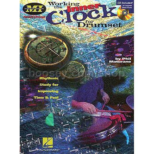 Inner Clock For Drumset