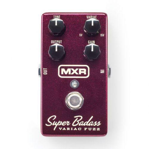 Jim Dunlop MXR Fuzz效果器 Super Badass Variac Fuzz M236