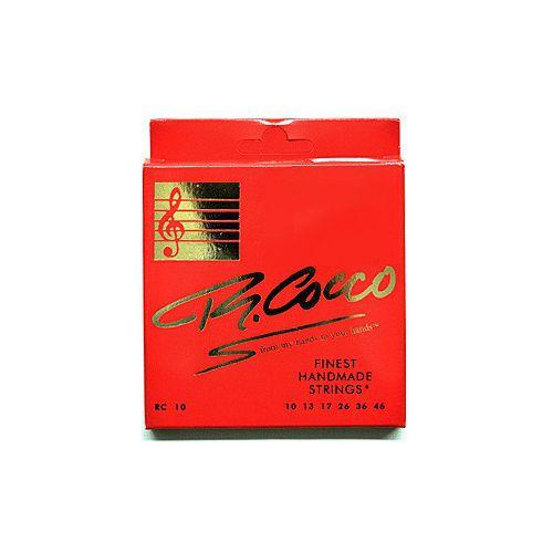 R. Cocco 手工電吉他弦 10-46 (RC10)