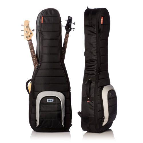 Mono M80 Classic Dual 雙層電貝斯琴袋|可放兩把電貝斯 - 黑色 (M80-2B-BLK)