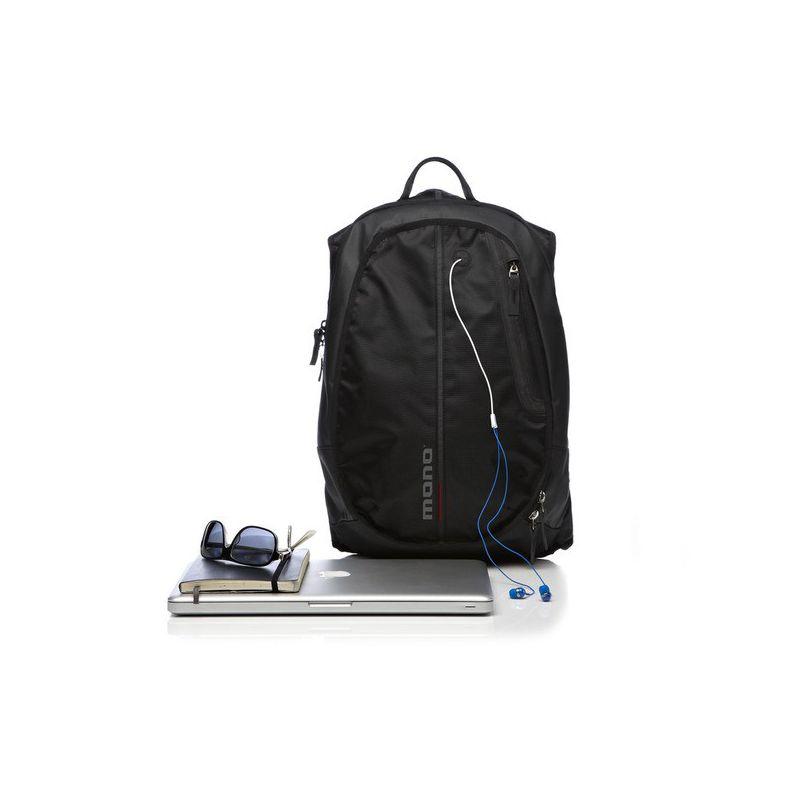 Mono CVL Backpack Expande背包 - 黑色 (CVL-XPK-BLK)