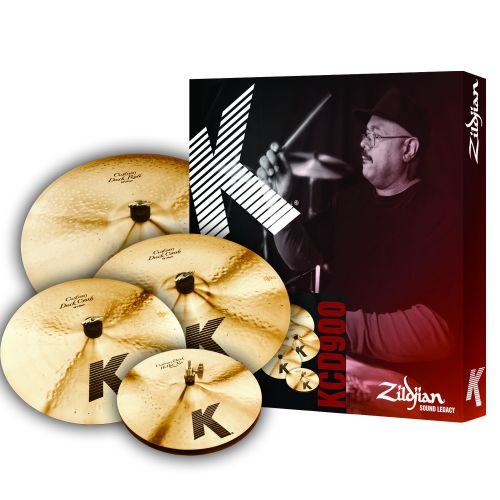 Zildjian K Custom Dark套鈸組 (KCD900)