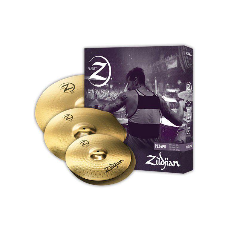 "Zildjian PLANET Z套鈸組 (14"" pr, 16"", 20"") (PLZ4PK)"