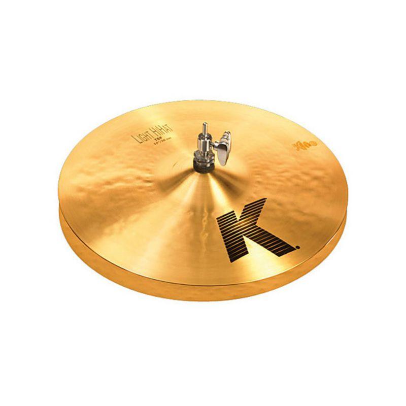 "Zildjian 14"" K ZILDJIAN LIGHT HI HAT PAIR (K0812)"