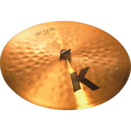 "Zildjian 20"" K ZILDJIAN LIGHT FLAT RIDE (K0818)"