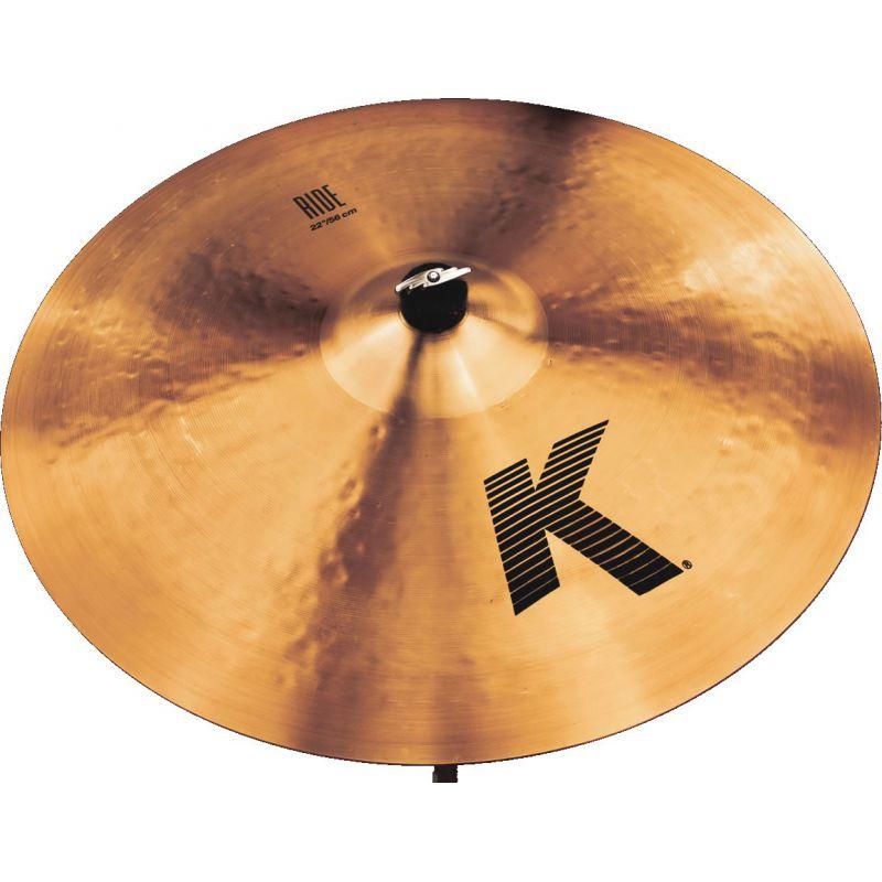 """Zildjian 22"""" K ZILDJIAN RIDE (K0819)"""