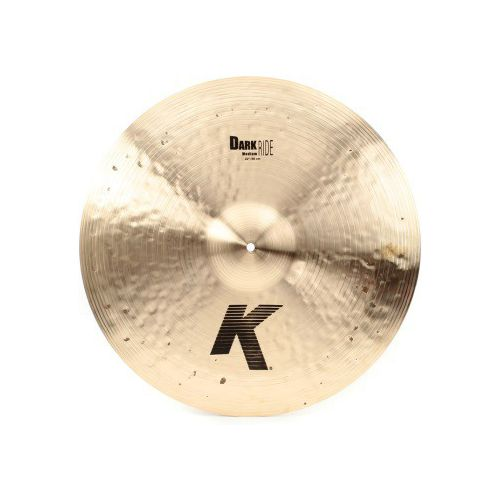 "Zildjian 22"" K ZILDJIAN DARK MEDIUM RIDE (K0830)"
