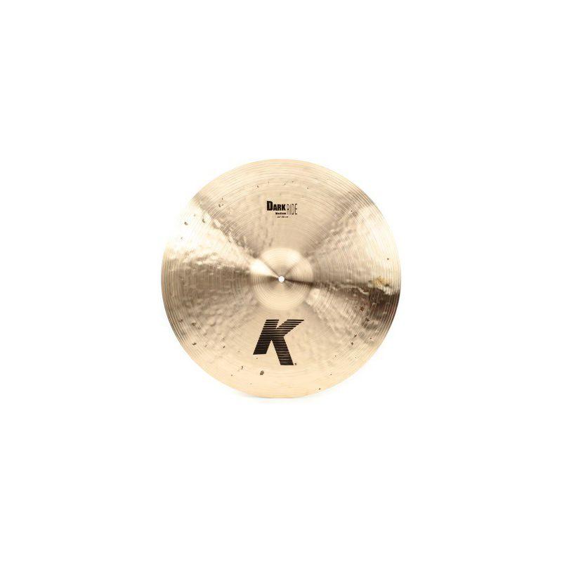 "Zildjian 22"" K ZILDJIAN DARK MEDIUM RIDE (K0830)"
