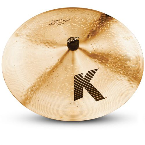 "Zildjian 20"" K CUSTOM MEDIUM RIDE (K0854)"