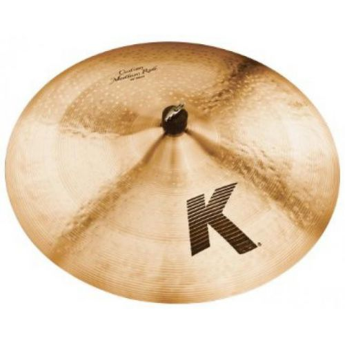 "Zildjian 22"" K CUSTOM MEDIUM RIDE (K0856)"