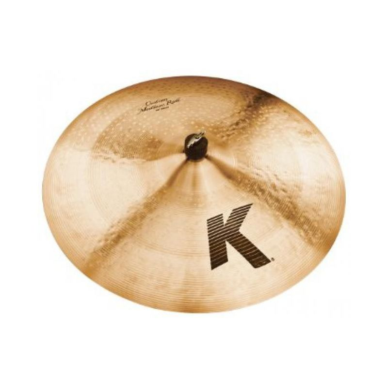 "Zildjian 22"" K CUSTOM MEDIUM RIDE (K0856)"