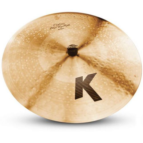 "Zildjian 20"" K CUSTOM FLAT TOP RIDE (K0882)"