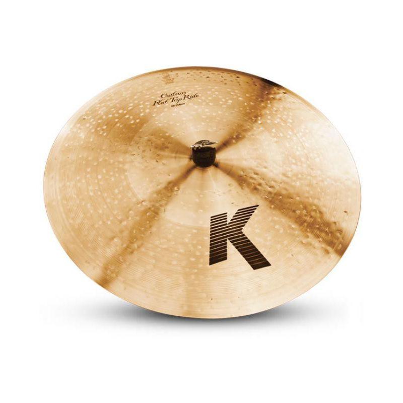 "Zildjian 20"" K CUSTOM FLAT TOP RIDE (K0882)"