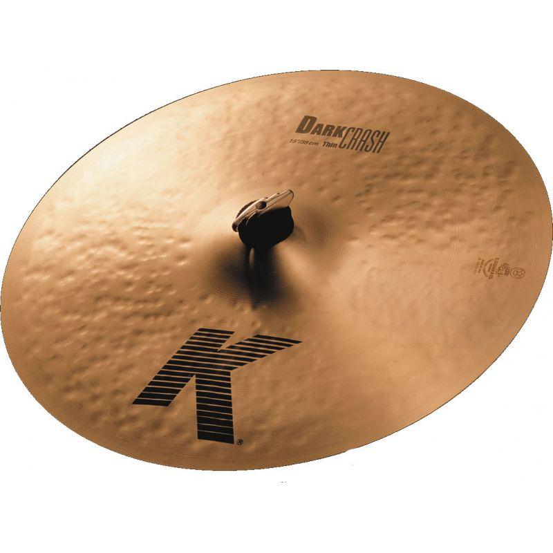 "Zildjian 15"" K DARK CRASH THIN (K0901)"