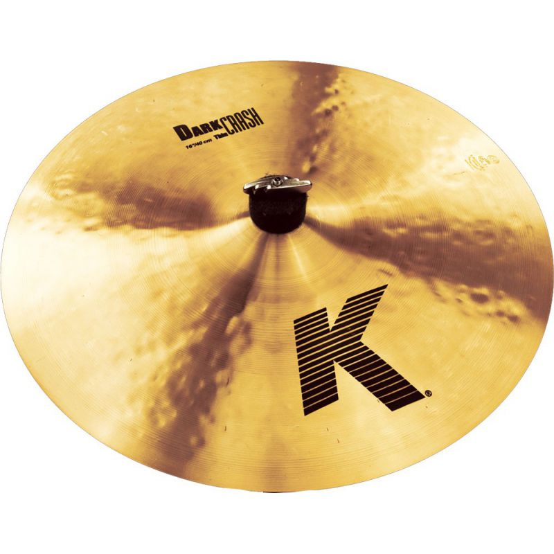 "Zildjian 16"" K DARK CRASH THIN (K0902)"