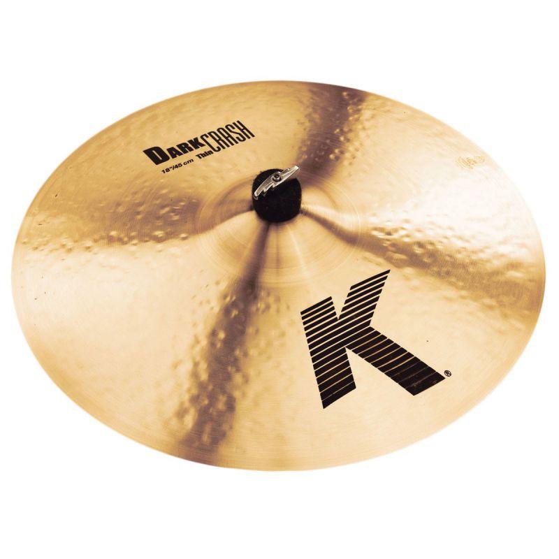 "Zildjian 18"" K DARK CRASH THIN (K0904)"