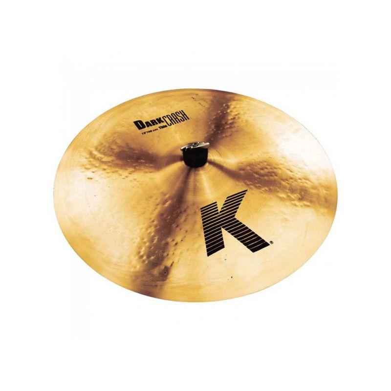 "Zildjian 19"" K DARK CRASH THIN (K0905)"