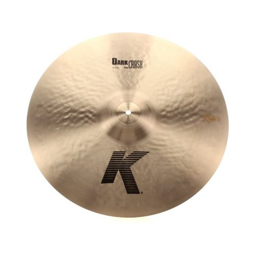 "Zildjian 20"" K Dark Crash Thin (K0912)"