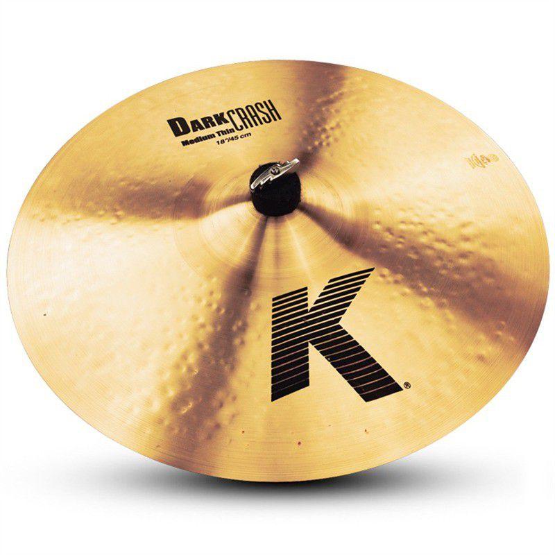 """Zildjian 17"""" K DARK CRASH MED THIN (K0914)"""