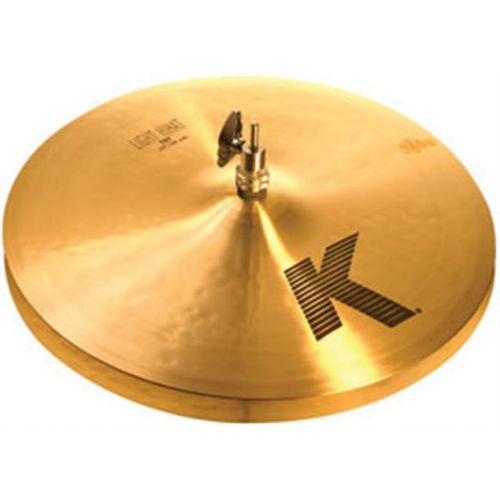 Zildjian 銅鈸 15 K Zildjian Light Hi-Hat Pair (K0923)