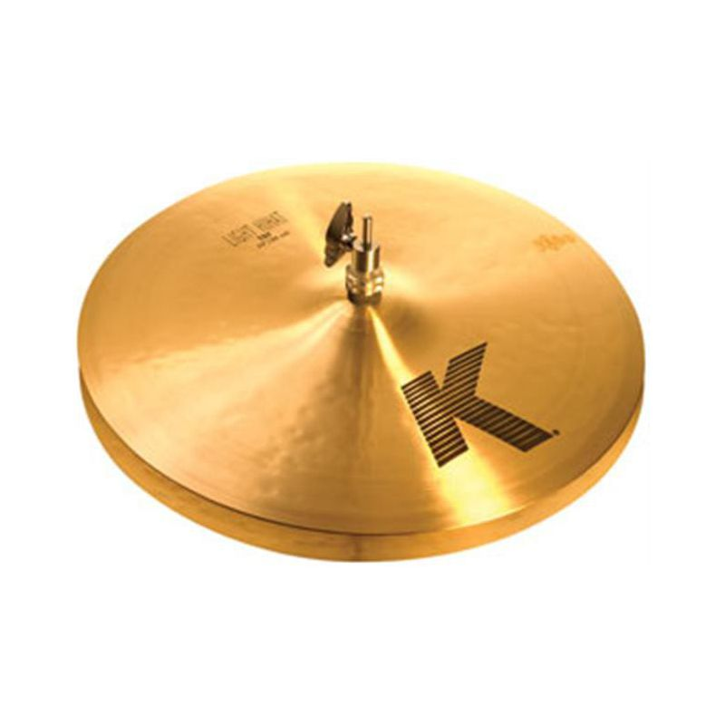 "Zildjian 15"" K ZILDJIAN LIGHT HI HAT PAIR (K0923)"
