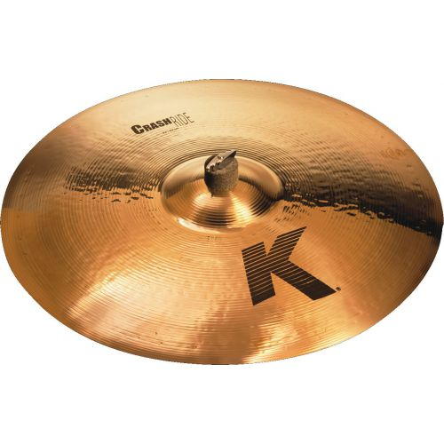 "Zildjian 21"" K CRASH RIDE BRILLIANT (K20835)"