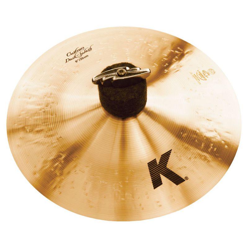 "Zildjian 8"" K CUSTOM DARK SPLASH (K0930)"