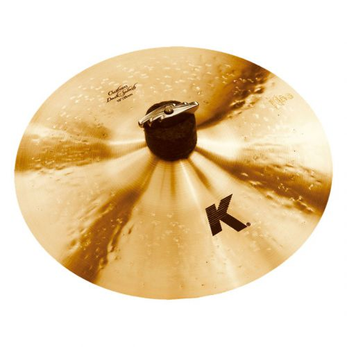 "Zildjian 10"" K CUSTOM DARK SPLASH (K0932)"