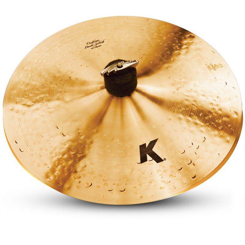 "Zildjian 12"" K CUSTOM DARK SPLASH (K0934)"